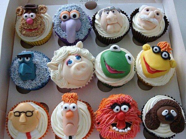 muppets muffins