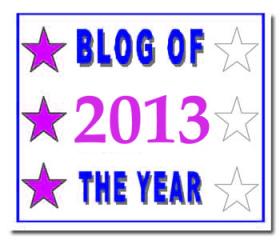 Blog of the Year Award 3 star jpeg
