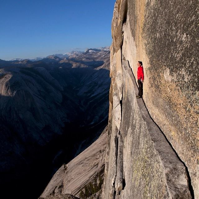 alex honnold-half dome-jimmy chin