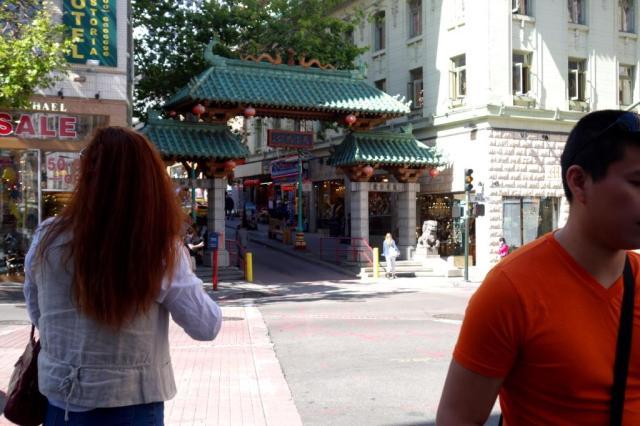 chinatown-dragon gate-me & alex