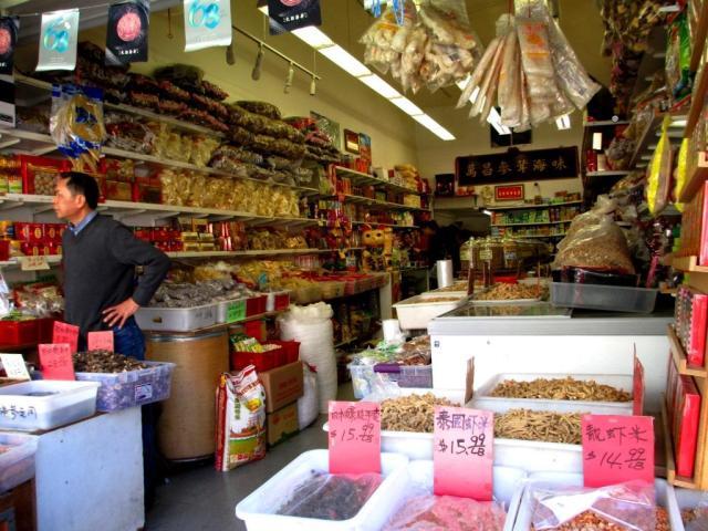 chinatown-dry goods shop