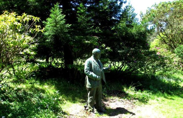 GGP-statue