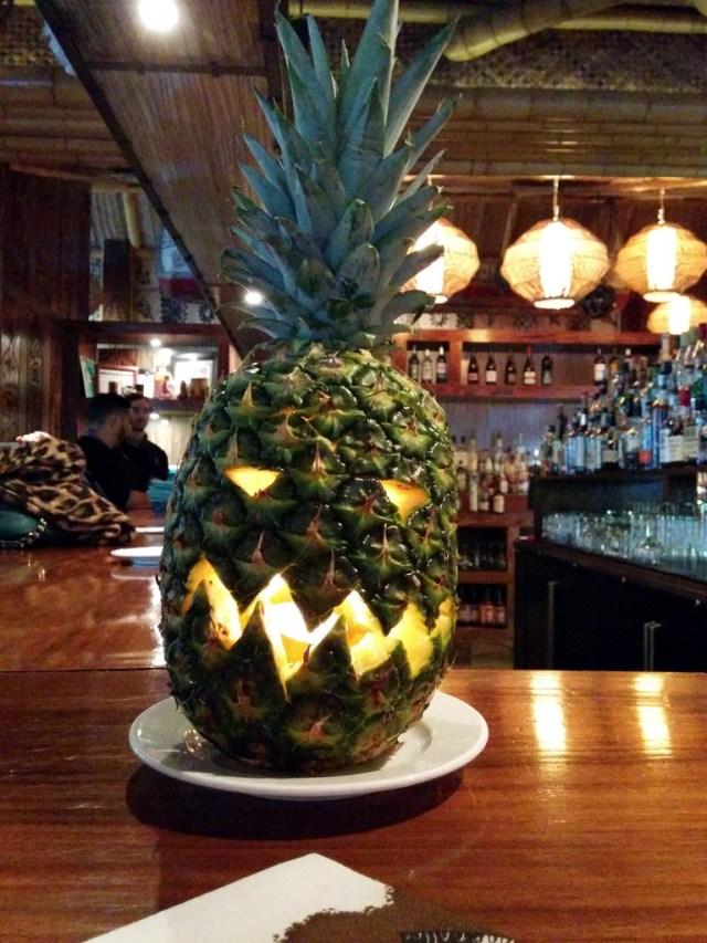 save for halloween-jack-o-pineapple
