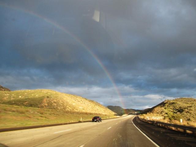 t-day rainbow