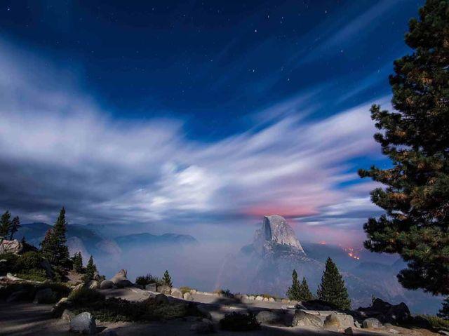 wildfires-half dome-yosemite_Judge Helbig