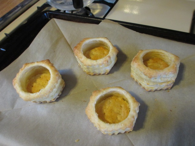 baked cups