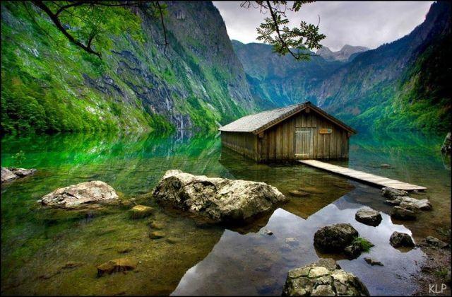 berchtesgaden np-germany