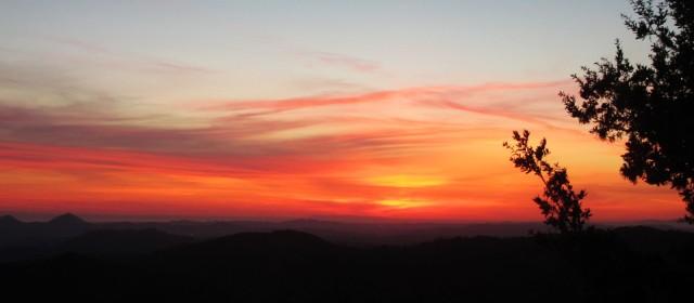 160420 sunset