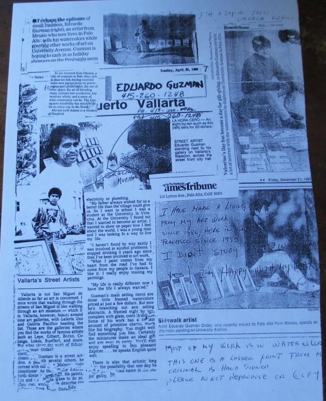 artist eduardo guzman bio