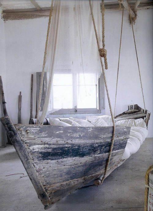 boat porch swing