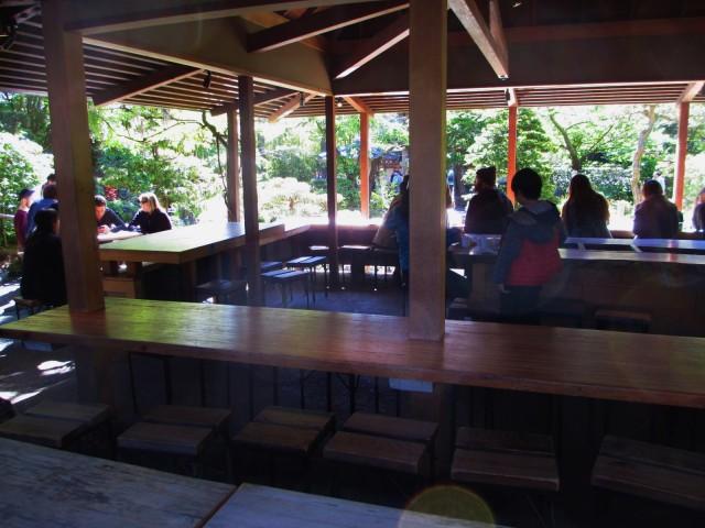 japanese garden-cafe