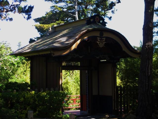 japanese garden-gate