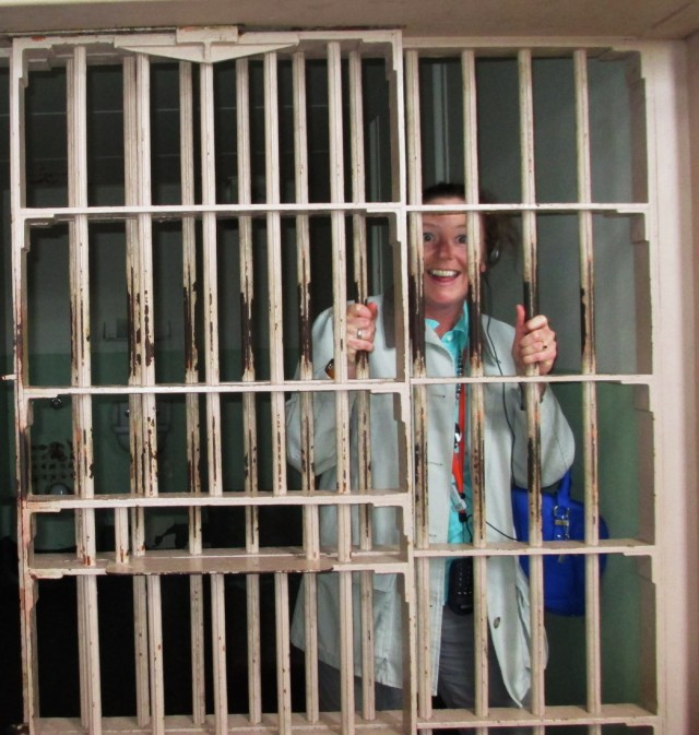 me in cell