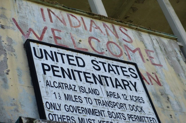 sign-indian occupation
