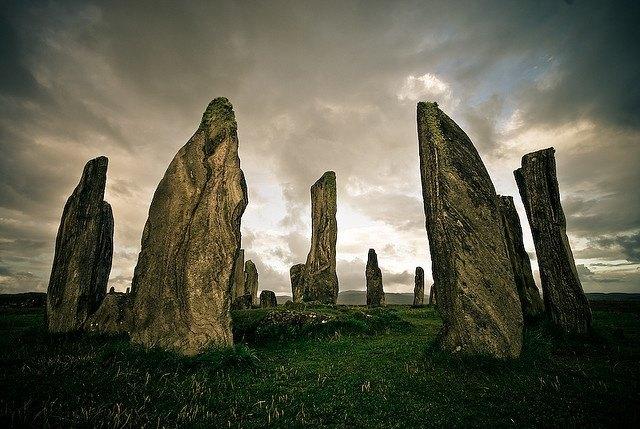 Callanish Stone Circle-Isle of Lewis-Scotland