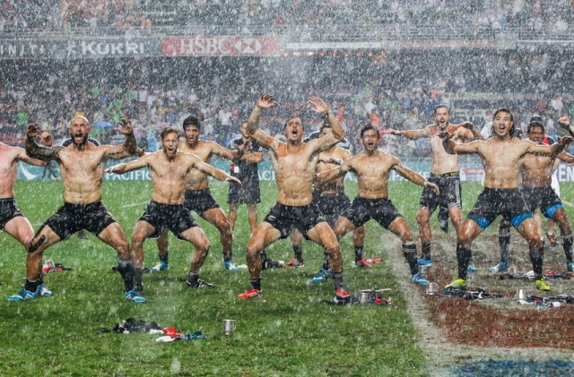 shirtless-rugby-players-new-zealand-all-blacks-celebratory-haka-in-the-rain